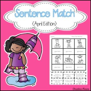 Sentence Match {April Edition}