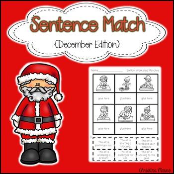 Sentence Match {December Edition}