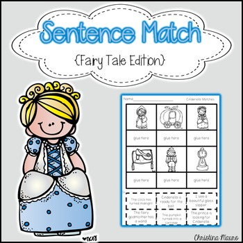 Sentence Match {Fairy Tale Edition}