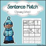 Sentence Match {January Edition}