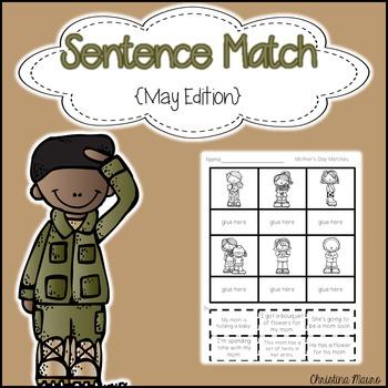 Sentence Match {May Edition}
