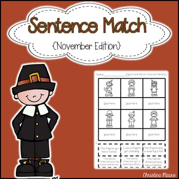 Sentence Match {November Edition}