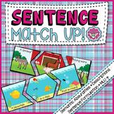 Sentence Match Up!