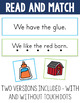 Sentence Matching Strips Bundle