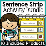 Sentence Matching Strips Bundle
