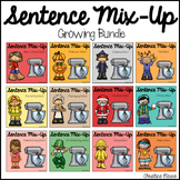 Sentence Mix Up {Bundle}