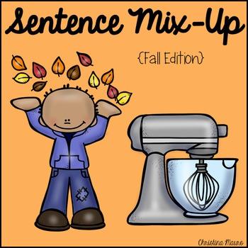 Sentence Mix Up - Fall