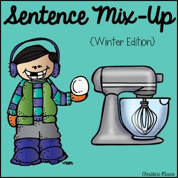 Sentence Mix Up - Winter