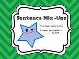 {FREEBIE} Sentence Mix-Ups The Respiratory System