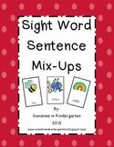 Sentence Mix Ups