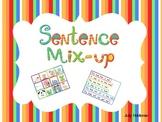 Sentence Mix-up short vowel
