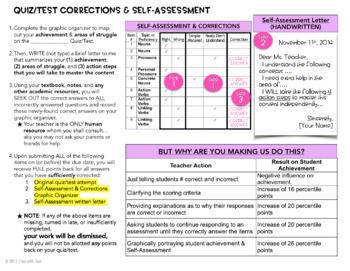 Sentence Parts Assessment Pack