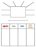 Sentence Patterning Organizer
