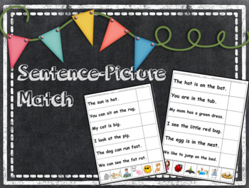 Sentence Picture Match
