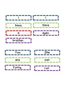Sentence Pieces