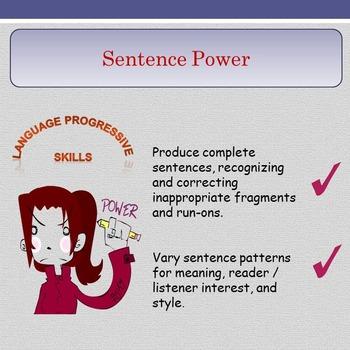Access English: Sentence Power