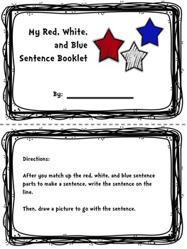FREE Sentence Scramble Cards (present & past tense verbs)