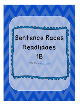 Sentence Races (Realidades 1 - 1B)