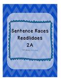 Sentence Races (Realidades 1 - 2A)