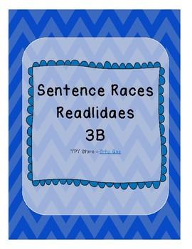 Sentence Races (Realidades 1 - 3B)