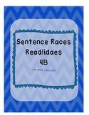 Sentence Races (Realidades 1 - 4B)