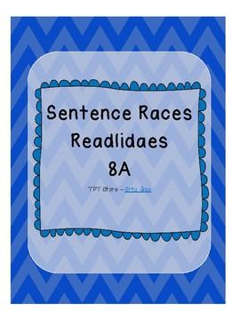 Sentence Races (Realidades 1 - 8A)
