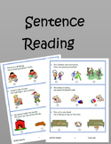 Sentence Reading IOWA or STANFORD Advanced