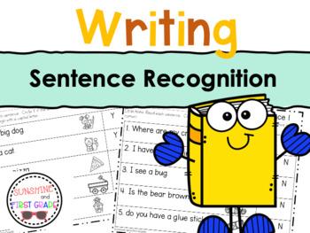 Sentence Recognition