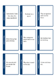 Sentence Revision Game