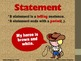 Sentence Roundup