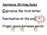 Sentence Rules Visual