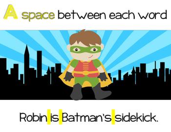 Sentence SWAG (Superhero)