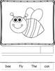 30 Building Sentences: Cut, Glue & Write Printables