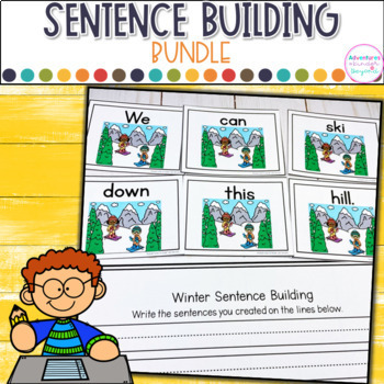 Sentence Scramble Bundle