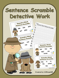 Sentence Scrambler