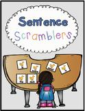 Sentence Scrambler Mega Pack