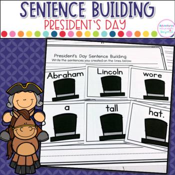 Sentence Scrambles- February