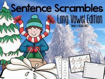 Sentence Scrambles: Long Vowels