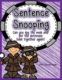 Sentence Scrambling