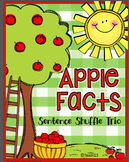Apple Facts Fluency Activity