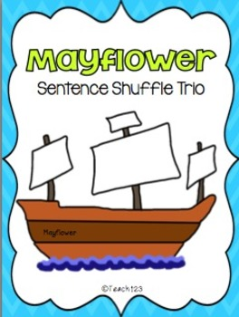 Fluency Activity MAYFLOWER