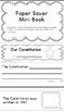 Constitution Fluency Activity