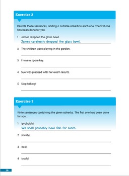 Sentence Skills – Writing Interesting and Meaningful Sentences (Book 2)