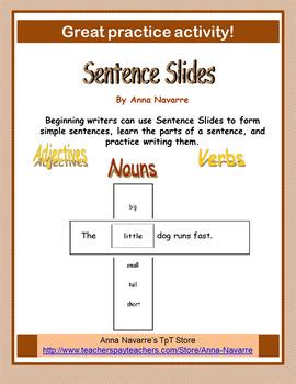 Sentence Slides