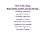 Sentence Song