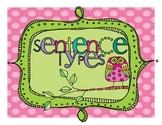 Sentence Sort (Declarative, Interrogative, Imperative, Exc
