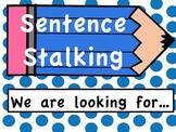 Sentence Stalking