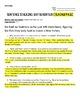 Sentence Stalking: The New DOL Months 7-9 {Mini BUNDLE}