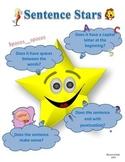 Sentence Stars - Writing Sentences