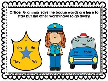 Sentence Starter Anchor chart freebie!